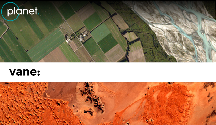 VANE Platform gets Update with Planet Satellite Imagery Integration