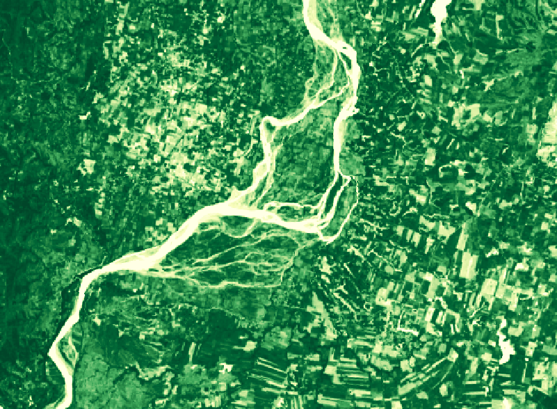 Satellite Images API for Agriculture: NDVI, EVI, TRUE and FALSE color